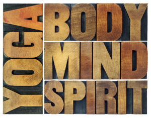 Yoga, body, mind, spirit